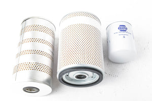 complete filter kit for the AM GENERAL M939A1 TRUCKS NHC250 ENGINE W/CUSTOM AIR CLEANER KIT