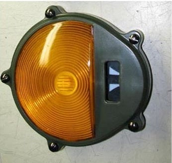 FRONT  MARKER LIGHT LENS