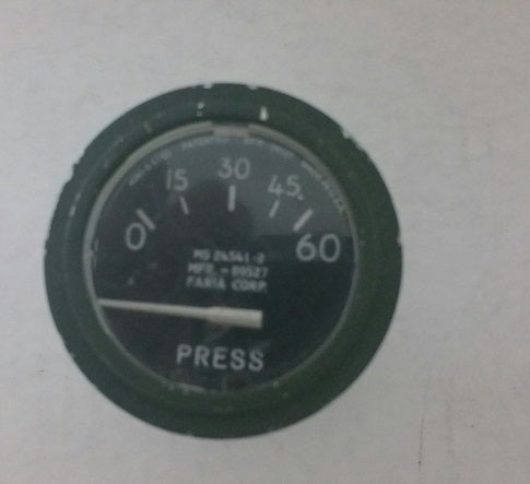 OIL PRESSURE 60 PSI  (used)