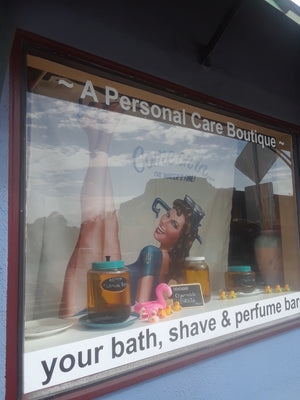 A Personal Care Boutique your bath, shave and perfume bar