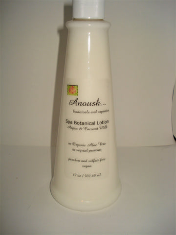 zz lotion ~ spa unscented refill