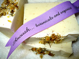 Anoush botanicals and organics Spa Soap Lavender Chamomile bars