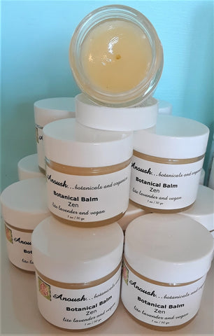 balm ~ zen ~ new formula and larger size!