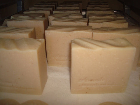 Anoush botanicals and organics Nice & Natural Soap Cocoa for Coconuts bars