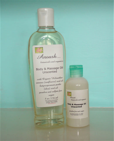 z oil ~ body & massage