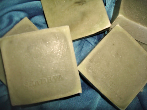 Anoush... botanicals and organics Natural Soap Sea Dew