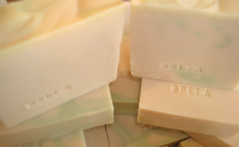 Anoush botanicals and organics Spa Soap Bella Bars