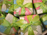 Anoush botanicals and organics Spa Soap Bella Soaps gift wrapped
