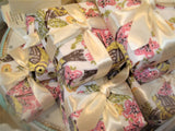 Anoush botanicals and organics Fun & Fabulous Soap Drupe bars gift wrapped