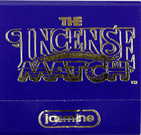 Incense Match jasmine