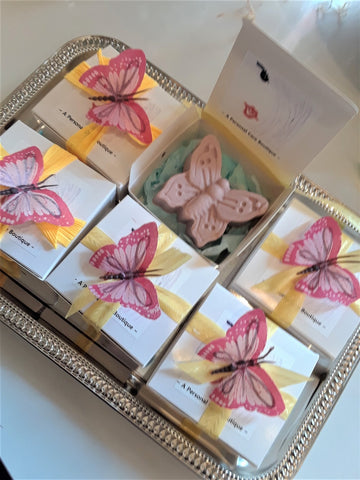 z soap ~ a butterfly in a box