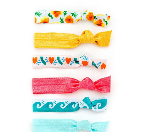 accessory ~ hair ties california