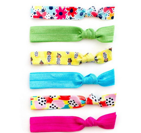 accessory ~ hair ties pineapple