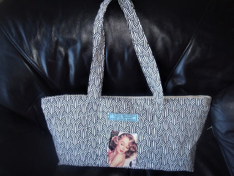 A Personal Care Boutique bag tote mahjong front