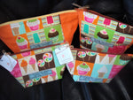 A Personal Care Boutique bag cupcake ice cream trapezoid group