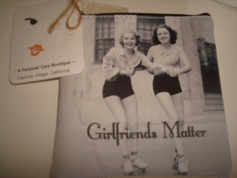 wardrobe ~ bag ~ girlfriends matter