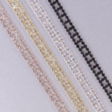 bling ~ sexy straps ladder