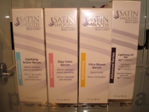 serum ~ lightening lift gel