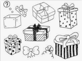 a gift box ~ a boutique box for you to fill