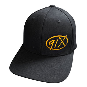 91X Gold Flexfit Hat