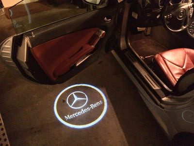 MNF Car Logo Projector