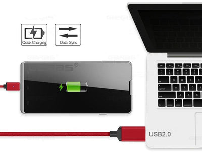 USB Snap - One Cable to Rule Them All