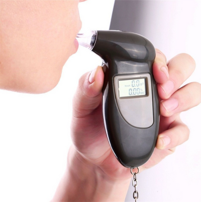 SafeCheck - Portable Breathalyzer