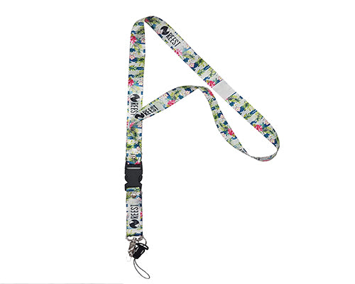 Lanyard Topical Flor