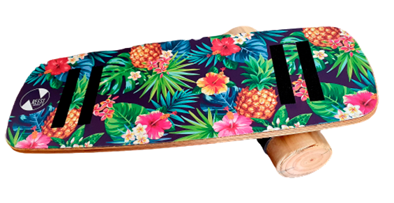 Balance Board Tropical