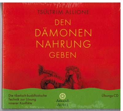 Den Damonen Nahrung Geben Feeding Your Demons (German) CD Audio