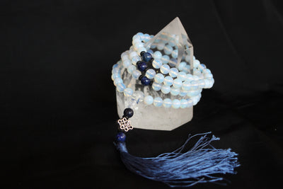 Full Mala- gemstone