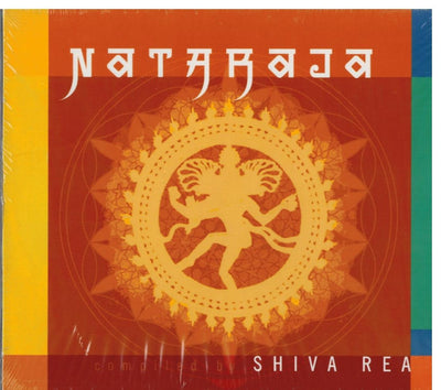 CD - Nataraja: The Lord of Dance Complied by Shiva Rea