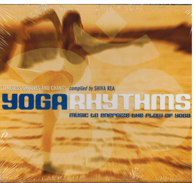 Yoga Rhythms: Music to Energize