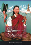 Women of Wisdom by Lama Tsultrim Allione