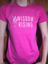 Wisdom Rising T-Shirt - Women's