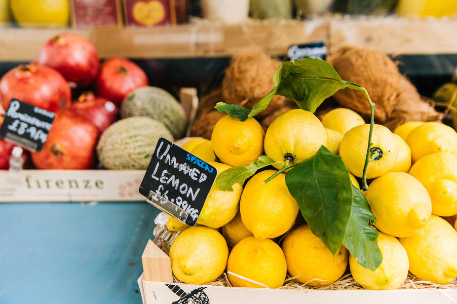 10 Reasons to Shop Farmers' Markets