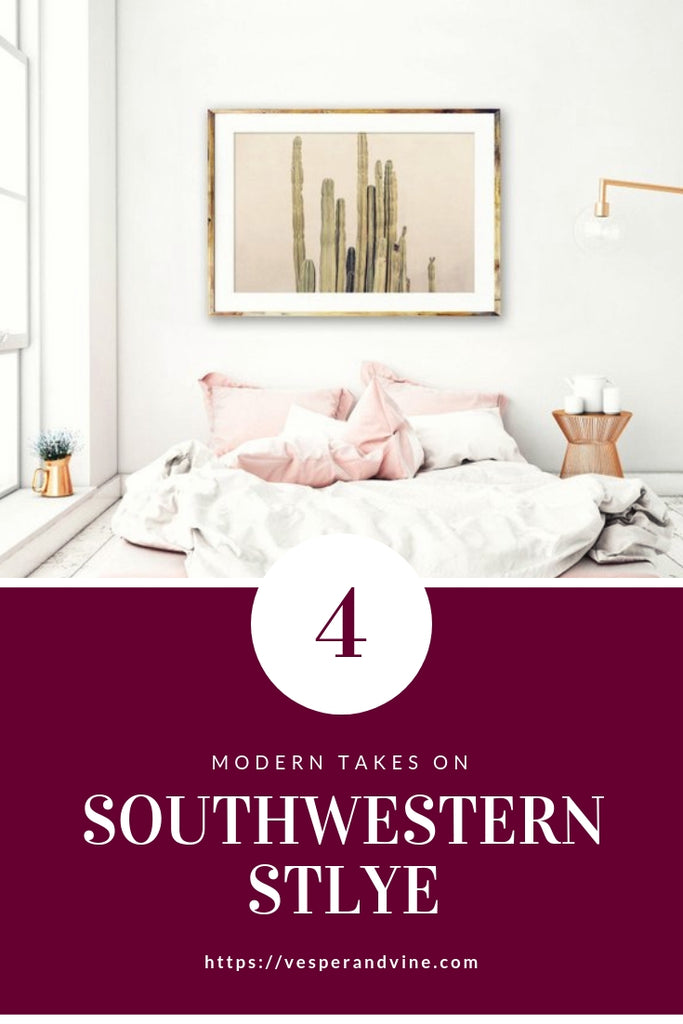 4 Modern Takes on Southwestern Style