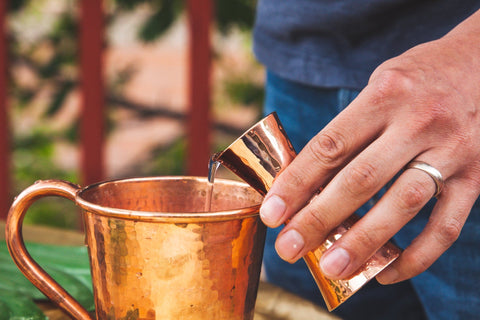 7 Reasons to Love our Copper Drinkware