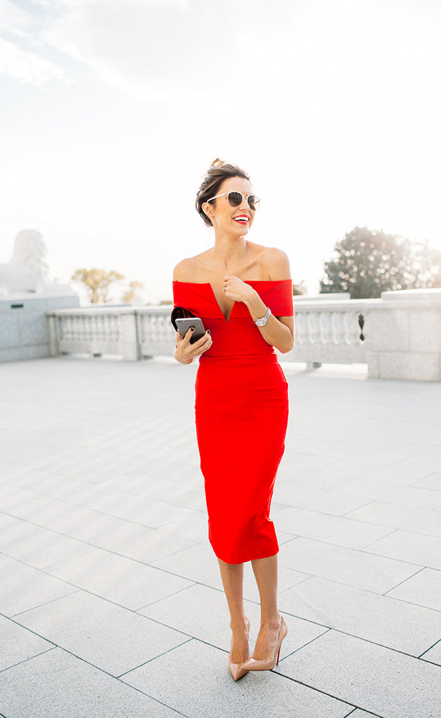 6 Fashion Blogger Approved Holiday Party Dresses | Vesper & Vine | Cocktail Hour Essentials and Home Decor for Entertaining