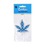 Cookies Leaf Car Air Freshener PRE-ORDER yoga, yoga smokes, tattoo, face, nails, nail, glass retail, online, web, weborder, website, tanks, lounge, odor, smoke shop near me, liquid smoke, smoke shop, lounge, smoke lounge, stoner, smoke, high, life, highlife, dabber, love, stoned, highsociety.