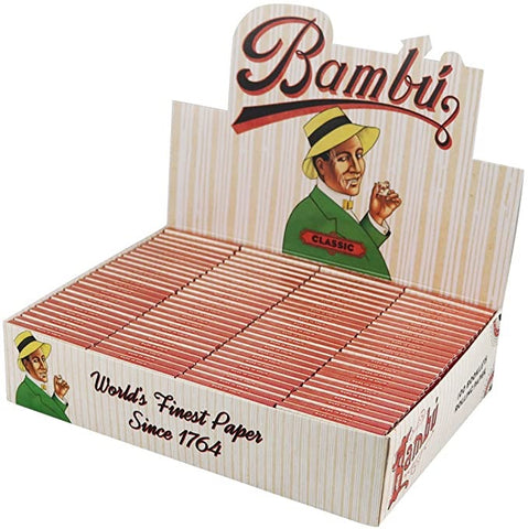 Bambu Classic Rolling Papers yoga, yoga smokes, tattoo, face, nails, nail, glass retail, online, web, weborder, website, tanks, lounge, odor, smoke shop near me, liquid smoke, smoke shop, lounge, smoke lounge, stoner, smoke, high, life, highlife, dabber, love, stoned, highsociety.