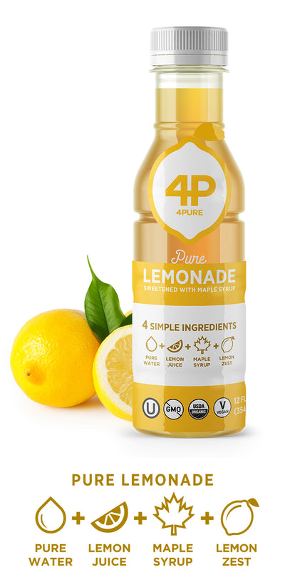 10-Pack Maple Lemonade 12oz Bottles