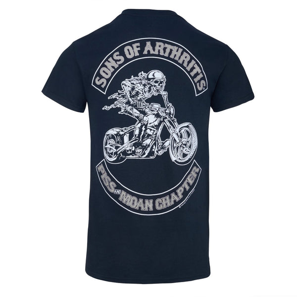 Piss and Moan Dri-Fit Biker T-Shirt