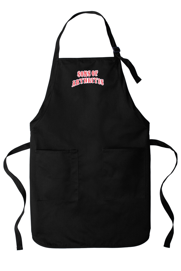 Sons of Arthritis Embroidered Apron