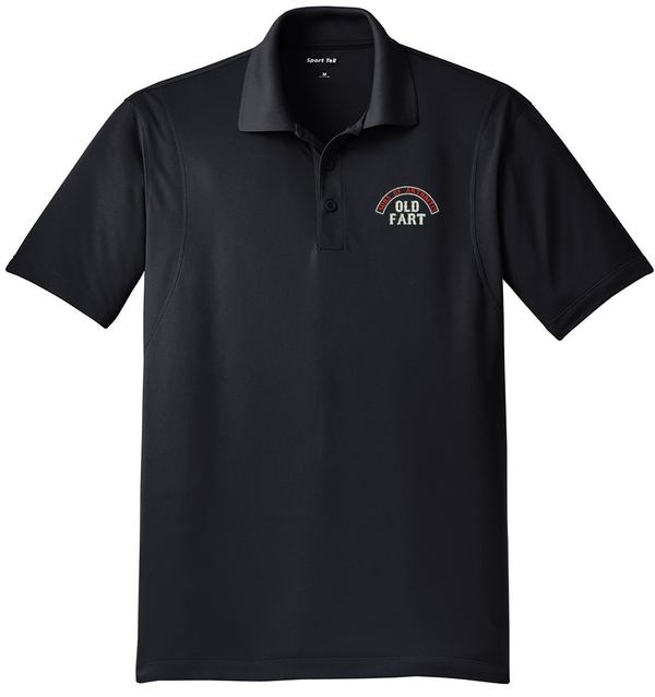 Sons of Arthritis OLD FART POLO Shirt