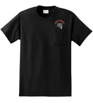 Sons of Arthritis Don't Snore Pocket Tee (Black)