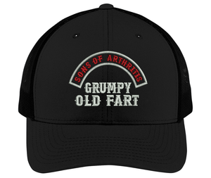 Sons of Arthritis GRUMPY OLD FART Cap