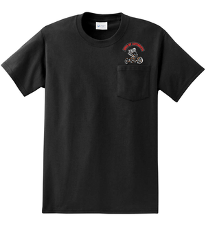 Sons of Arthritis Respect The Rust Pocket T-Shirt