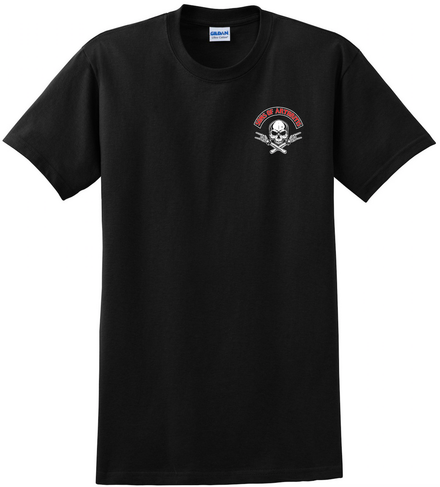 Sons of Arthritis Badass DIVISION T-Shirt