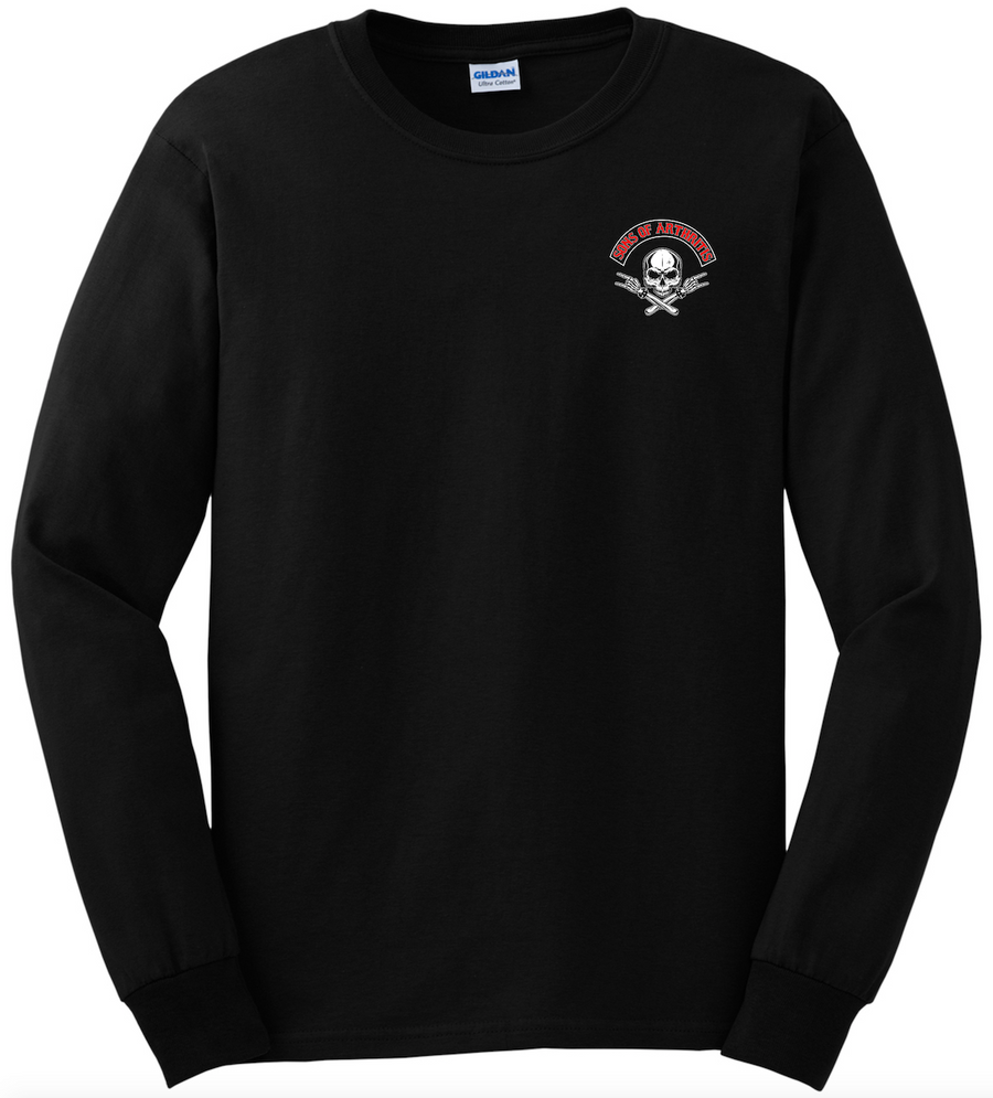 Sons of Arthritis Badass Division Long Sleeve T-Shirt